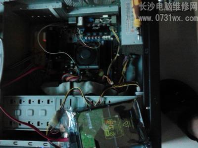 硬盘损坏导致电脑无法正常启动的维修